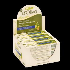 Intensywnie nawilżający krem do rąk i ciała dalan d'Olive z oliwy z oliwek
