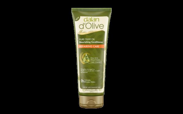 Regenerująca odżywka do włosów dalan d'olive z oliwy z oliwek