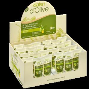 Odżywiający krem do rąk i ciała dalan d'Olive z oliwy z oliwek