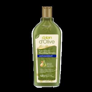 Przeciwłupieżowy szampon dalan d'olive z oliwy z oliwek