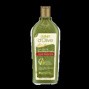 Szampon chroniący kolor dalan d'olive z oliwy z oliwek
