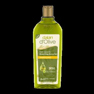 Energetyzujący żel pod prysznic dalan d'olive z oliwy z oliwek