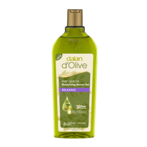 Relaksujący żel pod prysznic dalan d'olive z oliwy z oliwek