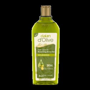 Odżywczy żel pod prysznic dalan d'olive z oliwy z oliwek