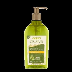 Energetyzujące mydło w płynie z oliwy z oliwek dalan d'Olive