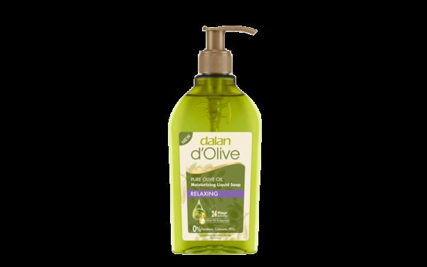 Relaksujące mydło w płynie z oliwy z oliwek dalan d'Olive